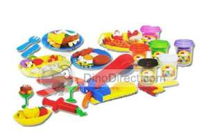 The Amusing Children Craft Art Modelling Clay Plasticine Toy can