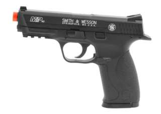 CO2 Smith & Wesson M&P40 Pistol Non Blowback Airsoft Gun 15 RD
