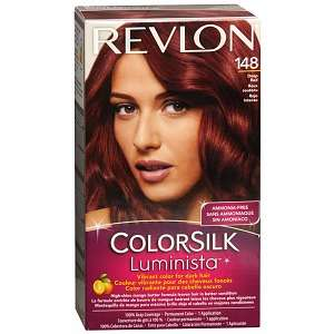 Buy Revlon Colorsilk Beautiful Color, Lightest Golden Brown 57 & More