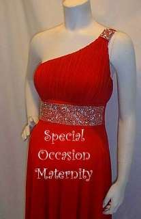 Maternity Dress on Red W  Bolero Rhines Maternity Dress Small Christmas Party Dresses