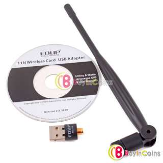 Wireless Devices  USB 150M WiFi Wireless Network Card Adapter