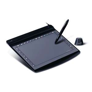 "Genius G Pen F610 Drawing Tablet   6"" x 10"", Ultra Slim"