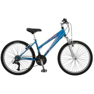 Pacific Cycles High Timber Girls Mountain Bike (24 Inch Wheels) S3543