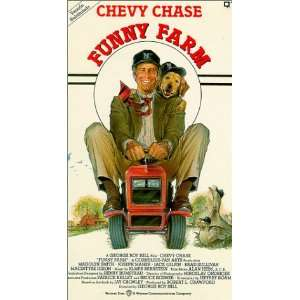 Funny Farm: Chevy Chase, Madolyn Smith Osborne, Kevin OMorrison