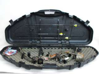 PSE Firestorm Compound Bow and Accessories Package with Case Ready To