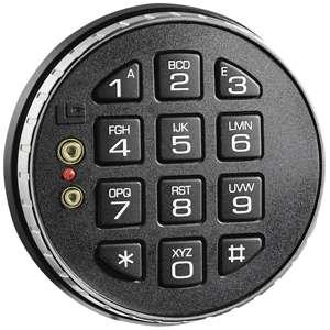 Amsec LaGard 33E Deadbolt Electronic Digital Safe Lock