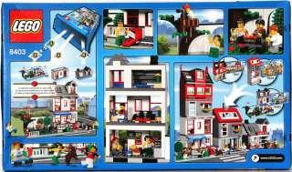 LEGO CITY 8403 City House LEGO 8403 NEW