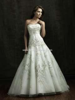 Allure Wedding Dresses   Style 8822 [8822] : Wedding Dresses