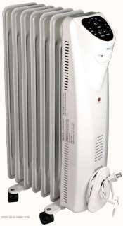 NewAir AH 450 Electric 1500 Watt Radiator Space Heater 689076933704