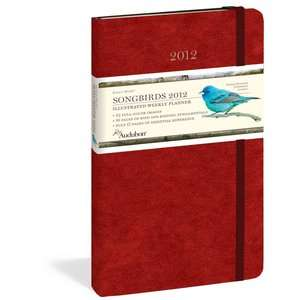 Daily Muse Songbirds Weekly Planner, Workman Publishing Calendars