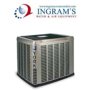 York 13 SEER Heat Pump Condenser 1.5 Ton R410A Kitchen