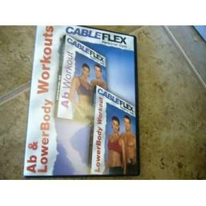 CABLEFLEX PERSONAL GYM / AB & LOWER BODY WORKOUTS Movies & TV