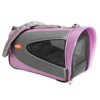 Teafco Argo Petascope Pet Carrier in Pink Dogs