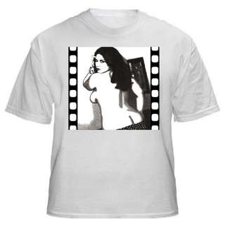 LONDON ANDREWS   charcoal art t shirt S   XXL