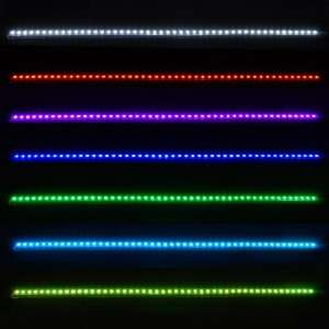 Water Resistance 7 Colors LED Knight Rider LED Strip Light For Audi A3