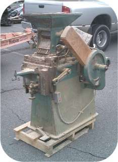 Bell Machine Gluer and Dowel Driver Machine Woodworking