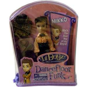 Lil Bratz Boyz Dancefloor Funk Mikko Doll Toys & Games