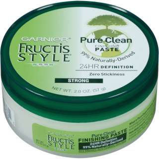 Garnier Fructis Pure Clean Paste Wax, 2 oz Hair Care