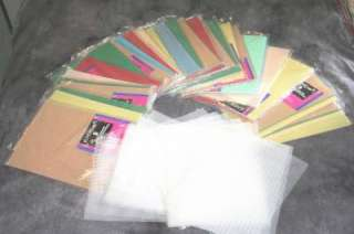 Clear plastic canvas heart shape sheets hexagon star for Clear plastic sheets for crafts