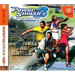 Power Smash 2 Sega Professional Tennis [Japan Import