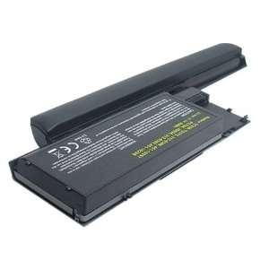 Replacement Dell Latitude D631 Laptop Battery Electronics