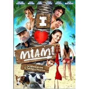Miami: Juan Luis Galiardo, Ofelia Medina, Jaime Camil, Adrian Alonso