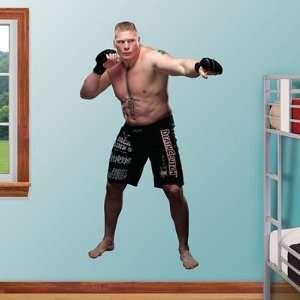 UFC   Brock Lesnar Wall Graphic