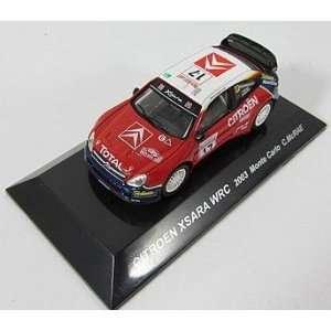 Colin McRae Memorial 1/64 CITROEN XSARA WRC 2003 MONTE CARLO   CMS