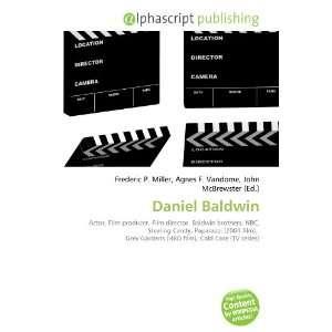 Daniel Baldwin (9786133771352) Books