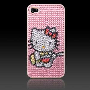 by CellXpressionsTM Hello Kitty Pink crystal bling rhinestone diamond