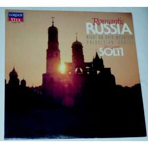 , Night on Bald Mountain Polovtsian Dances, Sir Georg Solti: Music