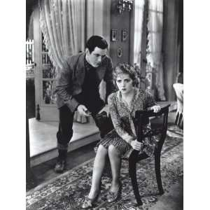 Johnny Mack Brown and Mary Pickford Coquette, 1929 Movie Photographic