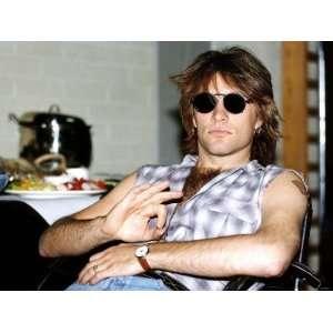 Jon Bon Jovi American Pop Singer for Band Bon Jovi in