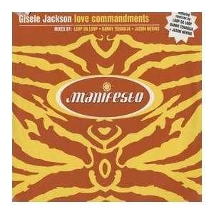 GISELE JACKSON / LOVE COMMANDMENTS: GISELE JACKSON: Music