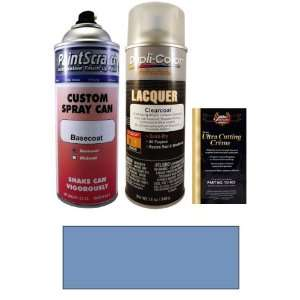 12.5 Oz. Monte Carlo Blue Spray Can Paint Kit for 2003