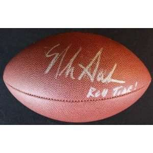 Nick Saban Alabama Signed Roll Tide Football GAI   Autographed College