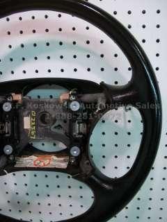 Ford Pickup Truck SUV Steering Wheel Black Vinyl Ranger Explorer