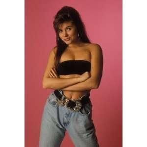 Tiffany Amber Thiessen Mini Poster #01 Jeans 11x17in