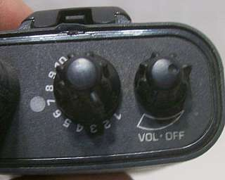 Motorola Handi Com 10 GMRS DPS two way radios, walkie talkies