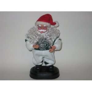 NEW YORK JETS 13 Rock N Roll Battery Operated Christmas