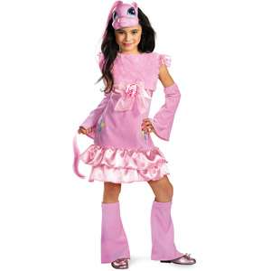 My Lile Pony Deluxe Pinkie Pie oddler Halloween Cosume Halloween