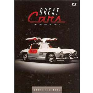 Great Cars Mercedes Benz (Full Frame) TV Shows
