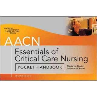 of Critical Care Nursing Pocket Handbook, Chulay Marianne Textbooks