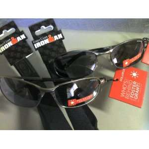 2 Pair Foster Grant Polarized Metal Frame Sunglasses with