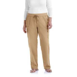 Faded Glory   Womens Plus Twill Cargo Pants Womens Plus