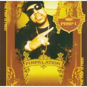 Pimpalation [Clean], Pimp C Rap / Hip Hop