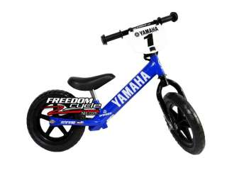 YAMAHA STRIDER NO PEDAL BALANCE BICYCLE 2 5 YEAR OLD KID CHILD BIKE