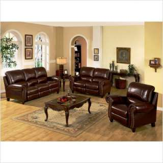 Pleasing Abbyson Living Lexington Leather Recliner Ibusinesslaw Wood Chair Design Ideas Ibusinesslaworg