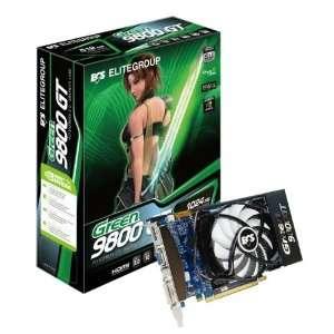 ECS nVidia GeForce 9800GT 1 GB DDR3 VGA/DVI/HDMI PCI
