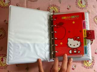 Sanrio Hello Kitty Refill Schedule Book Datebook Diary Book Planner B